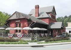 Baldwin's Station in Sykesville has been named Maryland's Favorite Restaurant for 2012.