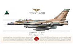 "F-16A ""Netz"" 118 ✡ IAF Operation ""Opera"" JP-2022SP"