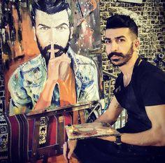 Mesut Ayvaz Tattoo & Art Eskişehir Dövme Tattoos, Art, Tatuajes, Tattoo, Japanese Tattoos, Kunst, Tattoo Illustration, A Tattoo, Time Tattoos