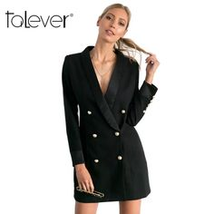2017 Spring Autumn Women's Blazers New Fashion Velvet Jackets Suit European Style Single Button Slim Lapel Green Hot Blazer #talever #blazers #women_clothing #stylish_blazers #style #fashion
