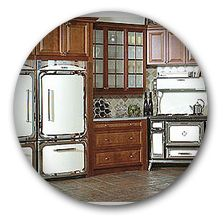Heartland Kitchens provides crafted kitchen appliances. It offers electric and gas cooking products, wood burning cook stoves, built-in double ovens, refrigerators, and dishwashers, as well as ovens, warming drawers, pan storage compartments, utensil drawers, control panels, and vent hoods.