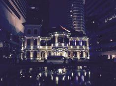 Bangkok - House On Sathorne restaurant (the W)