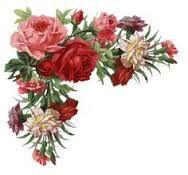 Blumenranken - Tendrils of flowers - Vrilles de fleurs Vintage Rosen, Vintage Diy, Vintage Labels, Vintage Images, Wedding Vintage, Art Floral, Flower Frame, Flower Art, Vintage Flowers