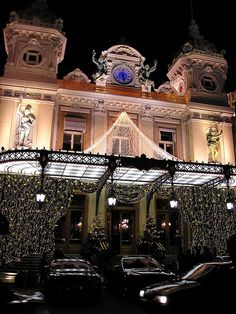 Monte Carlo, Monaco.  T-9 days. I CAN'T wait.