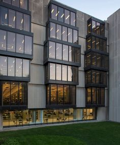 Totalling 18,000 square feet (1,672 square metres), the project entailed transforming a ground-level reading room of the brutalist library into a space more suitable for group meetings and study sessions. The space formerly was dominated by cubicles, filing cabinets and outdated study desks.