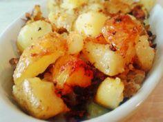 Patate con la buccia http://www.lovecooking.it/antipasti-e-contorni/patate-con-la-buccia/