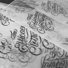 Efficacy Clothing Co. Typography Sketch, Clothing Co, Martial, Sketches, Design, Drawings, Doodles, Sketch
