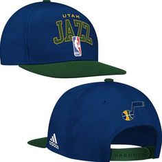 b00b407f723 Utah Jazz Adidas 2012 Draft Snapback Hat from Fanzz.com