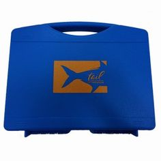 Large boat box with Tail Logo