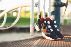 #HighsandLows x #Reebok Instapump Fury 20th Anniversary #sneakers