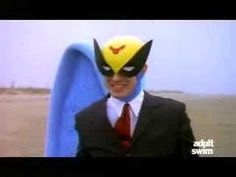 TaB on Harvey Birdman Harvey Birdman, Geek Things, Attorney At Law, Wonderful Things, Geek Stuff, Memes, Meme