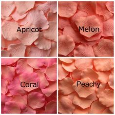 Blue Rose Petals, 17 Shades of Blue Silk Rose Petals, Fake Rose Petals, rose petals for aisle runners, flower girl petals Shades Of Peach, Color Shades, Fake Rose Petals, Pink Petals, Wedding Aisle Decorations, Wedding Ideas, Color Psychology, Psychology Meaning, Psychology Facts