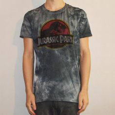 Jurassic Park Jurassic World T-shirt Hipster Indie by IIMVCLOTHING