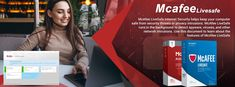 McAfee LiveSafe is an antivirus security that provide protection for an unlimited number of Windows PCs, MACs, Android, and iOS devices. Install Now.