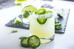 How to Make a Damn Good Spicy Margarita — This Is Mel Drake