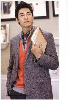 Great Actor in Korea Joo Jin Mo, Korean Guys, Korean Actors, Jung Il Woo, Kpop, Blazer, Stylish, Awesome, Fashion