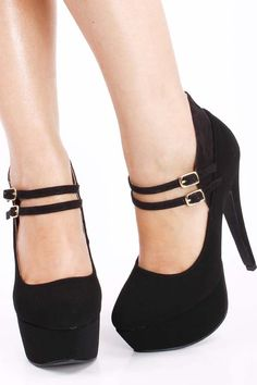 inch pumps shoes