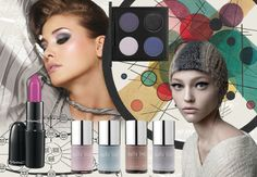 A/W 15/16 beauty forecast: Data Divination