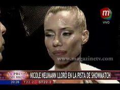 """Nicole Neumann """"A Pampita se le notó el odio que me tiene"""""""