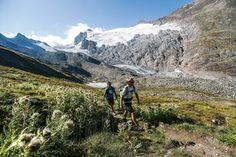 Bergwandelen in de Alpen voor blinden en slechtzienden Berg, Mountains, Nature, Travel, Alps, Naturaleza, Viajes, Destinations, Traveling