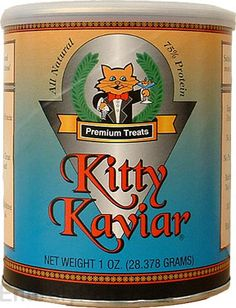 Our cats go crazy for this stuff, it's just bonito flakes so you can find less expensive versions