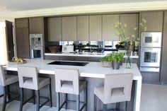 Cobham luxury interior design london surrey sophie paterson kitchen ideas pinterest Kitchen design companies in surrey