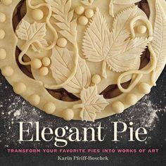 Vigan, Easy Pie Crust, Pie Crusts, Pie Crust Designs, Pie Decoration, Pies Art, Fondant Stamping, Shaped Cookie, Vintage Modern