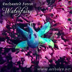 Waterfairy pendant
