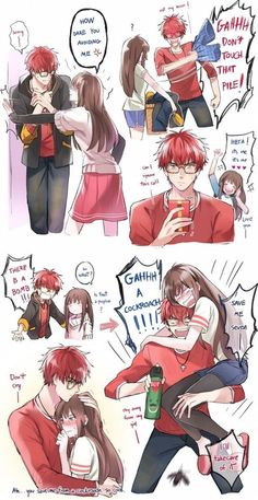 Uploaded by ad astra. Find images and videos about Mc, mystic messenger and 707 on We Heart It - the app to get lost in what you love. Seven Mystic Messenger, Mystic Messenger Fanart, Mystic Messenger Characters, Mystic Messenger Memes, Anime Couples Manga, Cute Anime Couples, Manga Anime, All Out Anime, Anime Love