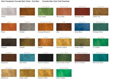 9 Best H Amp C Concrete Stain Images Stained Concrete