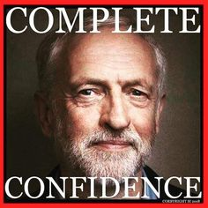 Jeremy Corbyn, Einstein, Confidence, Self Confidence