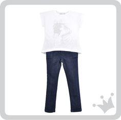 Para todas las niñas que aman los jeans y aman sentirse cómodas siempre, este es nuestro recomendado del día para ellas. #epkmegusta http://www.shopepk.com.co/index.php?page=shop.product_details&flypage=flypage_look.tpl&product_id=733&category_id=168&option=com_virtuemart&cat=6&Itemid=69