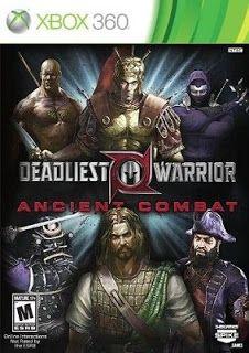 Deadliest Warrior Ancient Combat (Xbox 360) Link: http://dl-game-free.blogspot.com/2013/11/deadliest-warrior-ancient-combat-xbox.html Website: http://dl-game-free.blogspot.com