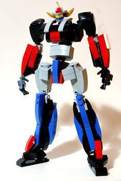 Another lego super robot
