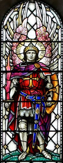 Archangel St Michael. Immaculation Conception & St Jospeh, Hertford.