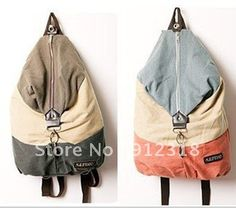 Canvas shoulderbags/Sports Backpack