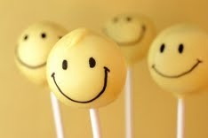 Smiley Face Pops