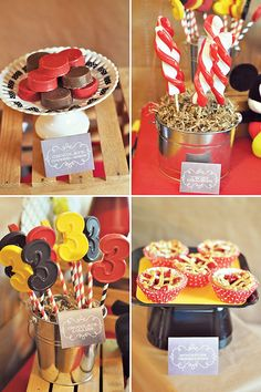 Classic & Crafty Mickey Mouse Party