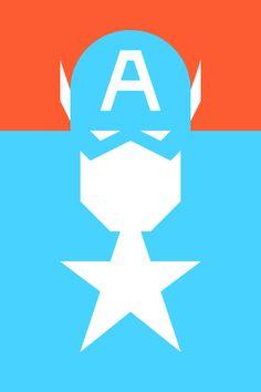 Forma & Co. Captain America