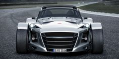 The Donkervoort D8 GTO-RS Looks Like a Lotus Seven on PCP