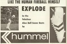 alan ball hummel Soccer Boots, Football Boots, Football Ads, Classic, Magazines, Google Search, Derby, Journals, Soccer Shoes