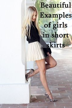 Facebook Twitter Google+ Pinterest StumbleUponWhen it comes to girls and dressing, people have some fixed opinions. But most people will probably come to an agreement on the fact that a skirt is something that is quintessentially a feminine garment. This is a fact as a skirt in some form of the other has survived over...