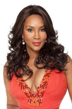 Bellagio Lace Front Wig This lace front wig is a long layered wig with loose body curl. Bellagio is one of Vivica's most popular Remi Human Hair styles. - 100 Percent Premium Remi Human Hair - Full La