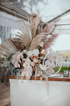 Clear Marquee Styling Tips & Inspiration in 2020 Bohemian Beach Wedding, Beach Wedding Inspiration, Chic Wedding, Floral Wedding, Wedding Bouquets, Wedding Styles, Dream Wedding, Wedding Dried Flowers, Wedding Trends