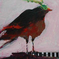Circus Bird 1 Robert Burridge
