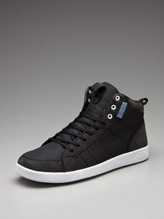 Hm. Thinking about a pair of high tops. These might fit the bill