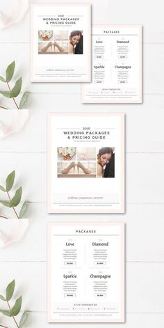 Ideas For Wedding Photography Pricing Packages Photography Price List, Wedding Photography Pricing, Wedding Photography Packages, Web Design, Flyer Design, Logo Design, Photography Packaging, Photography Flyer, Photography Business