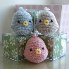 I bought this sweet little bird pattern.  NOTE: Permission to resell is not granted. I received special permission for a one-time sale to take place.