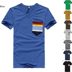 * With high quality and popularity  * Extremely fashion, and eye-catching  * Soft and comfortable to wear and touch,  * Material: Cotton blend  * Color: black, lightgray, darkgray, navy, green , coffee, yellow , blue,   * Size: M,L, XL, 2XL  Note: please leave us message with the size you want
