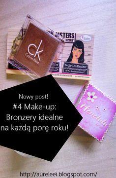 Bronzing powders: Calvin Klein- summer affair Betty-Lou Manizer  Honolulu by W7